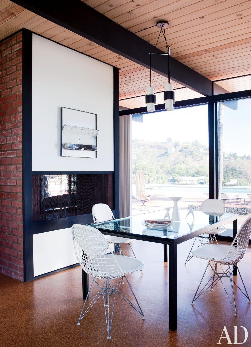 Modern Dining Room by BoydDesign and BoydDesign in Malibu, California