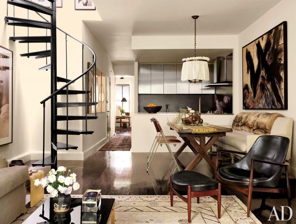 Modern Dining Room by Robert Passal Interior & Architectural Design in New York, New York