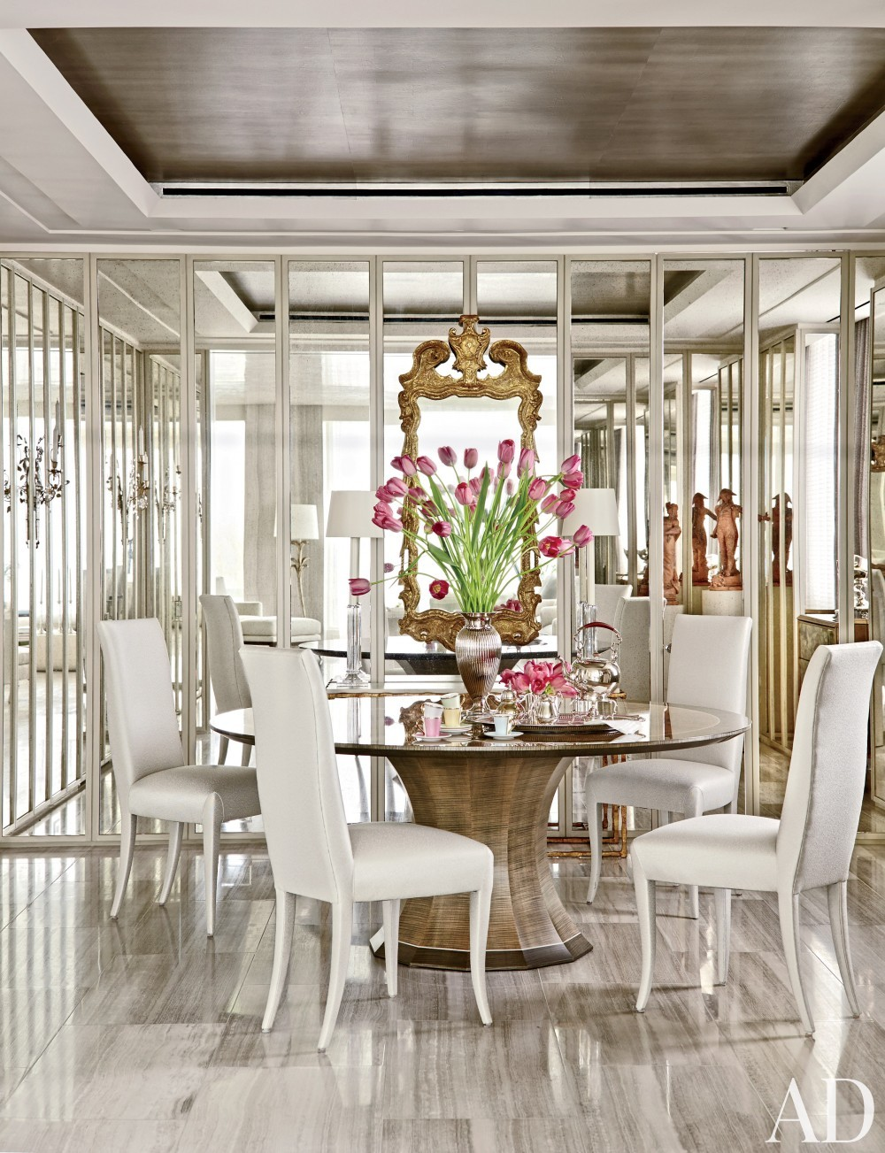 Modern Dining Room by Solís Betancourt & Sherrill in Washington, DC