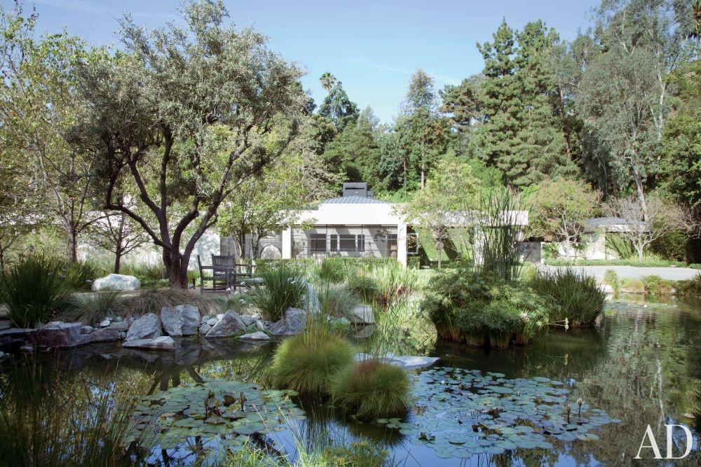 Modern Exterior in Beverly Hills, California