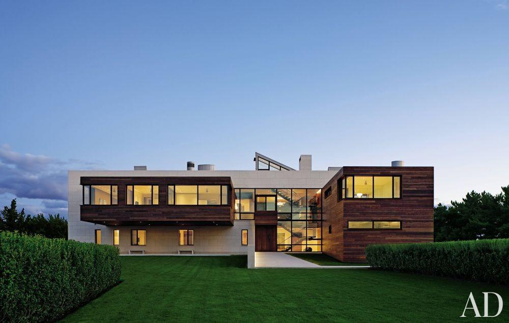 Modern Exterior By David Scott By Architectural Digest