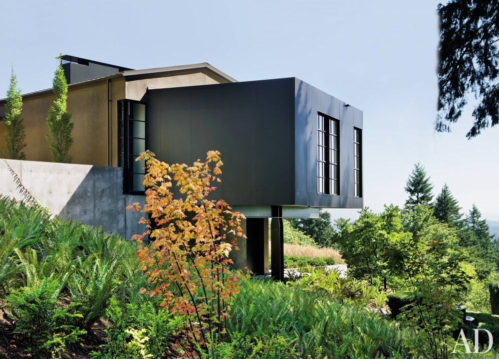 Modern Exterior by Olson Kundig Architects and Olson Kundig Architects in Portland, OR