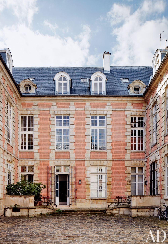 Modern Exterior in Paris, France