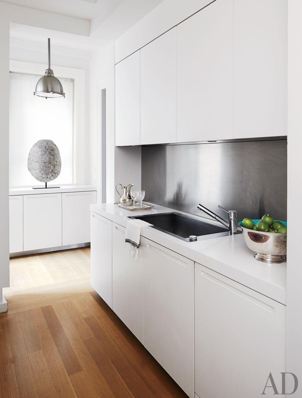 Modern kitchen by aparicio associates by architectural for Modern kitchen design new york