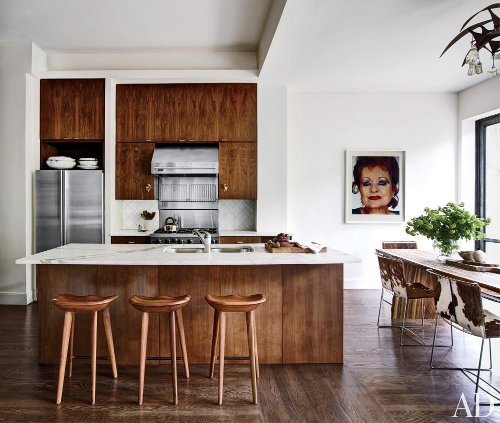 Modern Kitchen and Robin Elmslie Osler in Brooklyn, NY