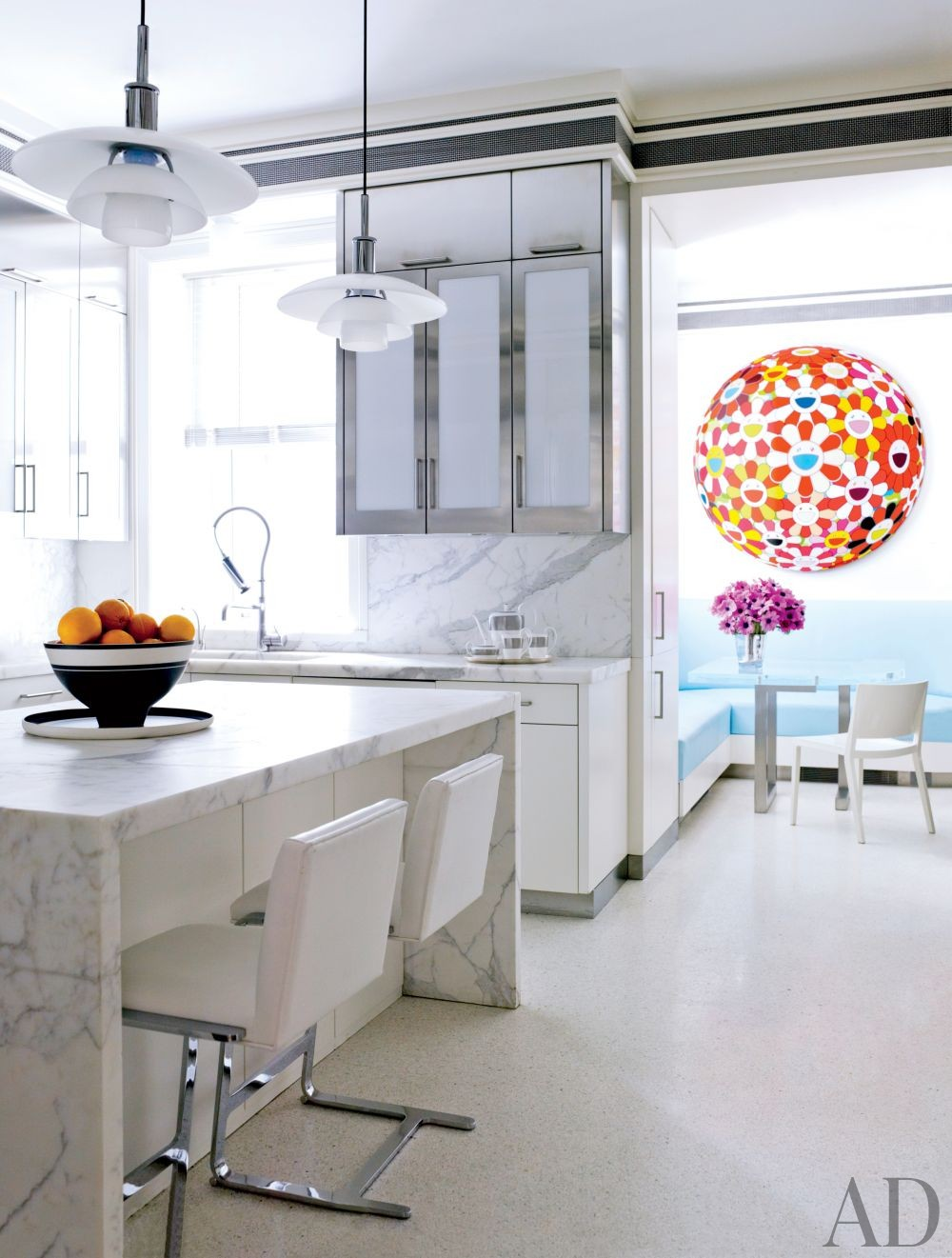 Modern Kitchen By David Kleinberg Design Associates By Architectural Digest Ad Designfile