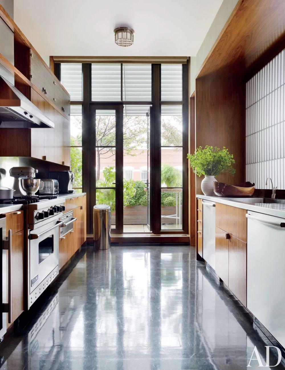 Modern Kitchen by De la Torre Design Studio and Cooper, Robertson & Partners in New York, New York