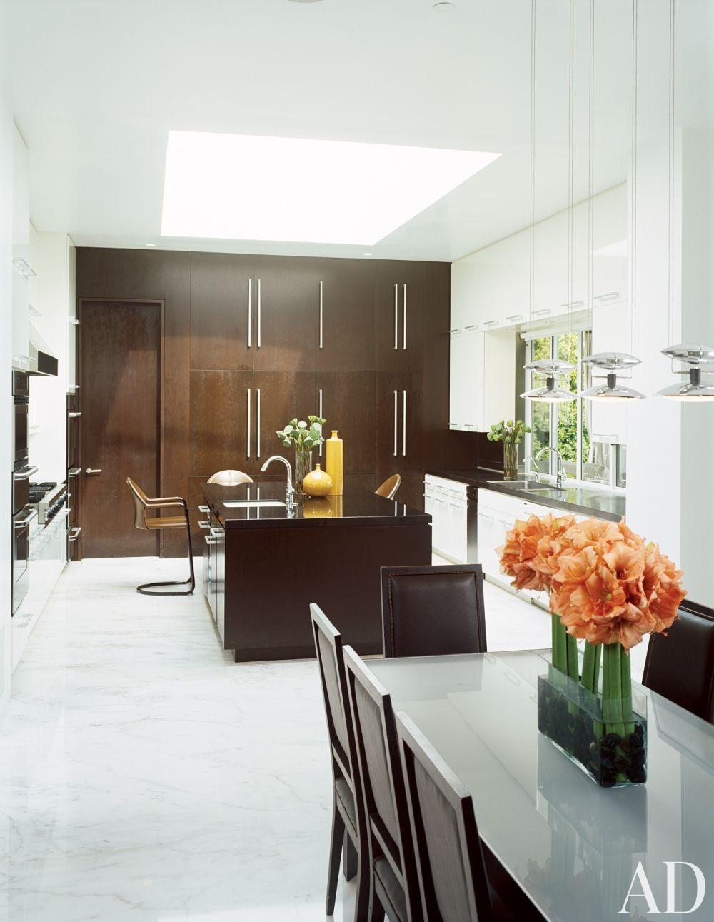 Modern Kitchen By Jennifer Post Design Inc By