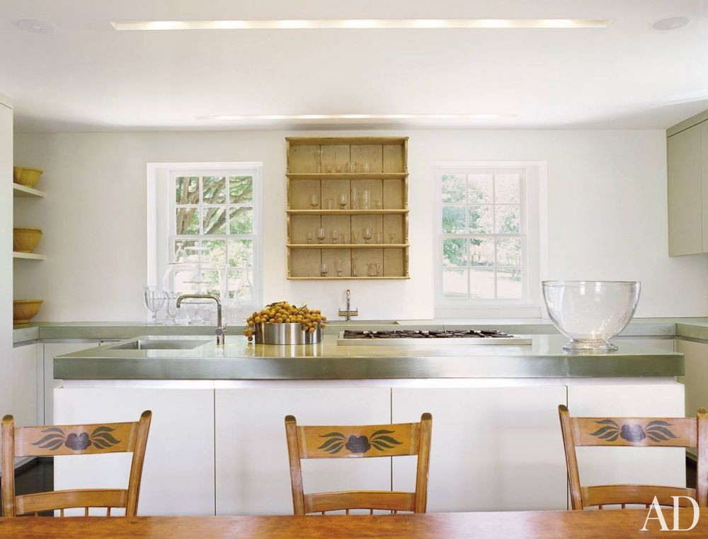 Modern Kitchen by Lauren Sara by Architectural Digest  AD DesignFile