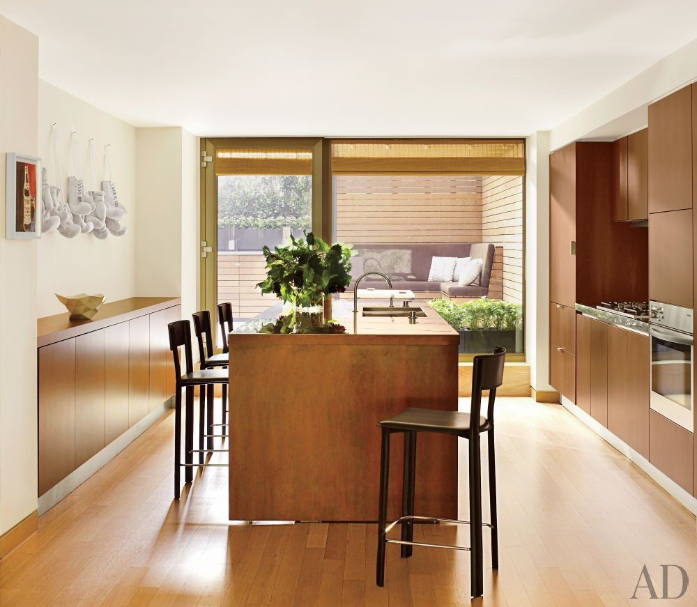 modern kitchen by mac ii by architectural digest ad 5 elegant residential projects by bunny williams new