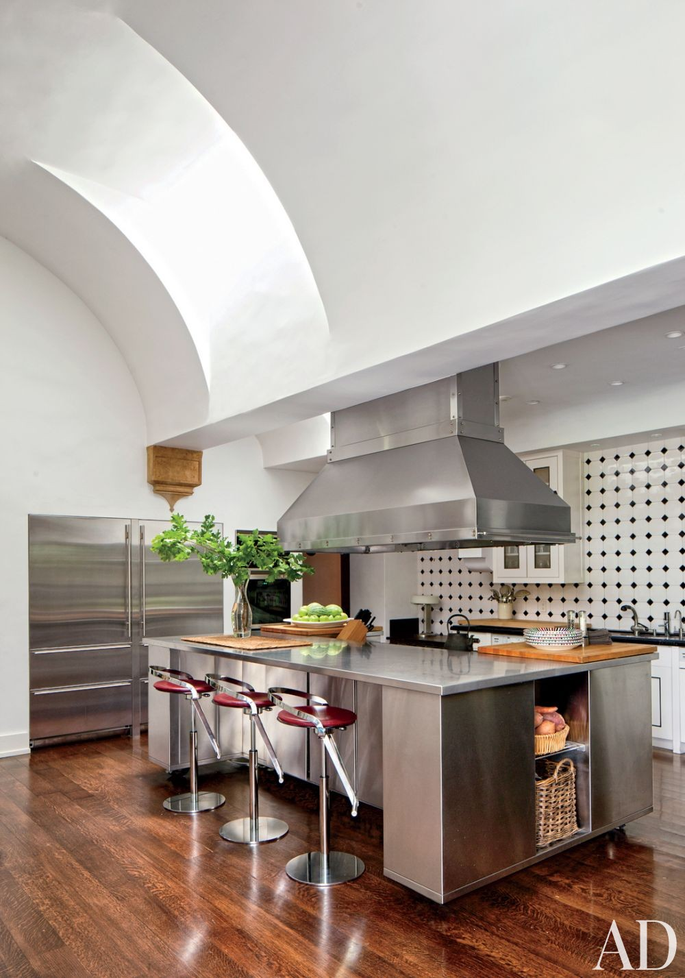 Modern Kitchen by Nancy Heller by Architectural Digest  AD DesignFile