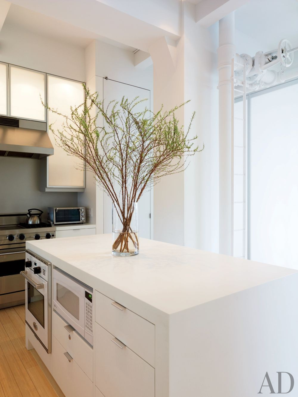 Modern Kitchen and Desai/Chia Architecture in New York City