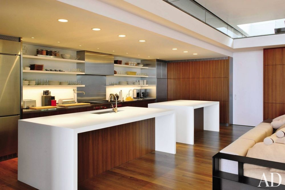 Modern Kitchen By Peter Gluck And Partners Architects By Architectural Digest Ad Designfile