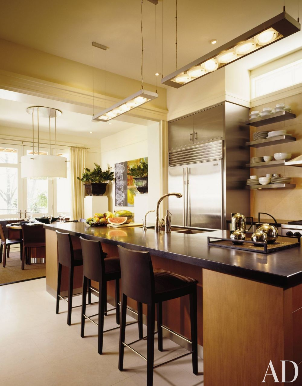 Modern Kitchen By Powell Bonnell By Architectural Digest Ad Designfile Home Decorating