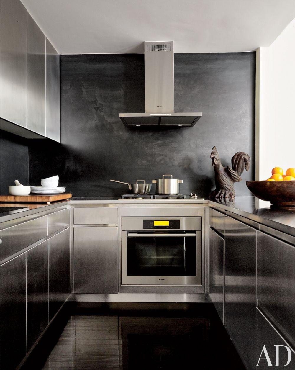 Modern Kitchen by Robert Passal Interior & Architectural Design in New York, New York
