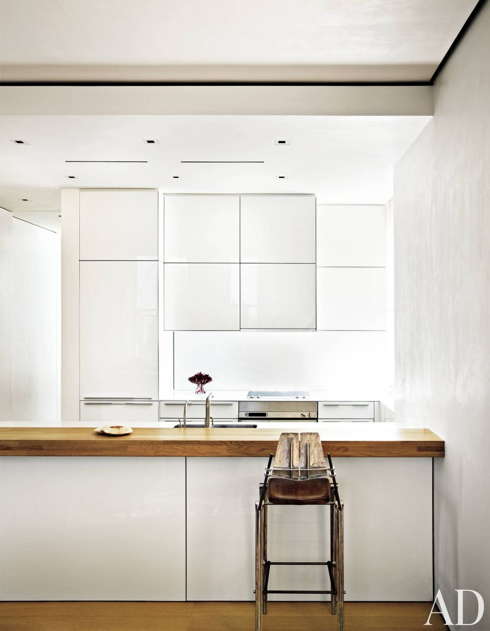 modern kitchen by rose tarlow by architectural digest ad designfile home decorating photos. Black Bedroom Furniture Sets. Home Design Ideas
