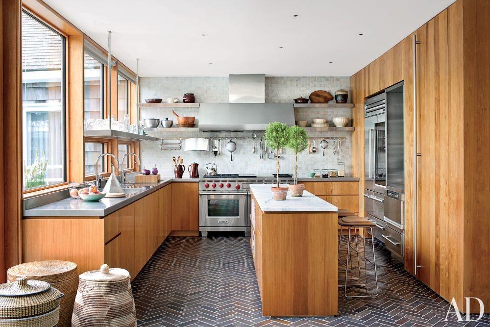 Modern Kitchen and Christoff:Finio Architecture in Sagaponack, New York