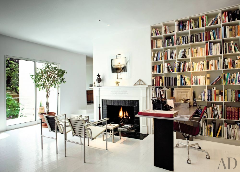 Modern Office Library By Jacobsen Architecture By Architectural Digest Ad Designfile Home