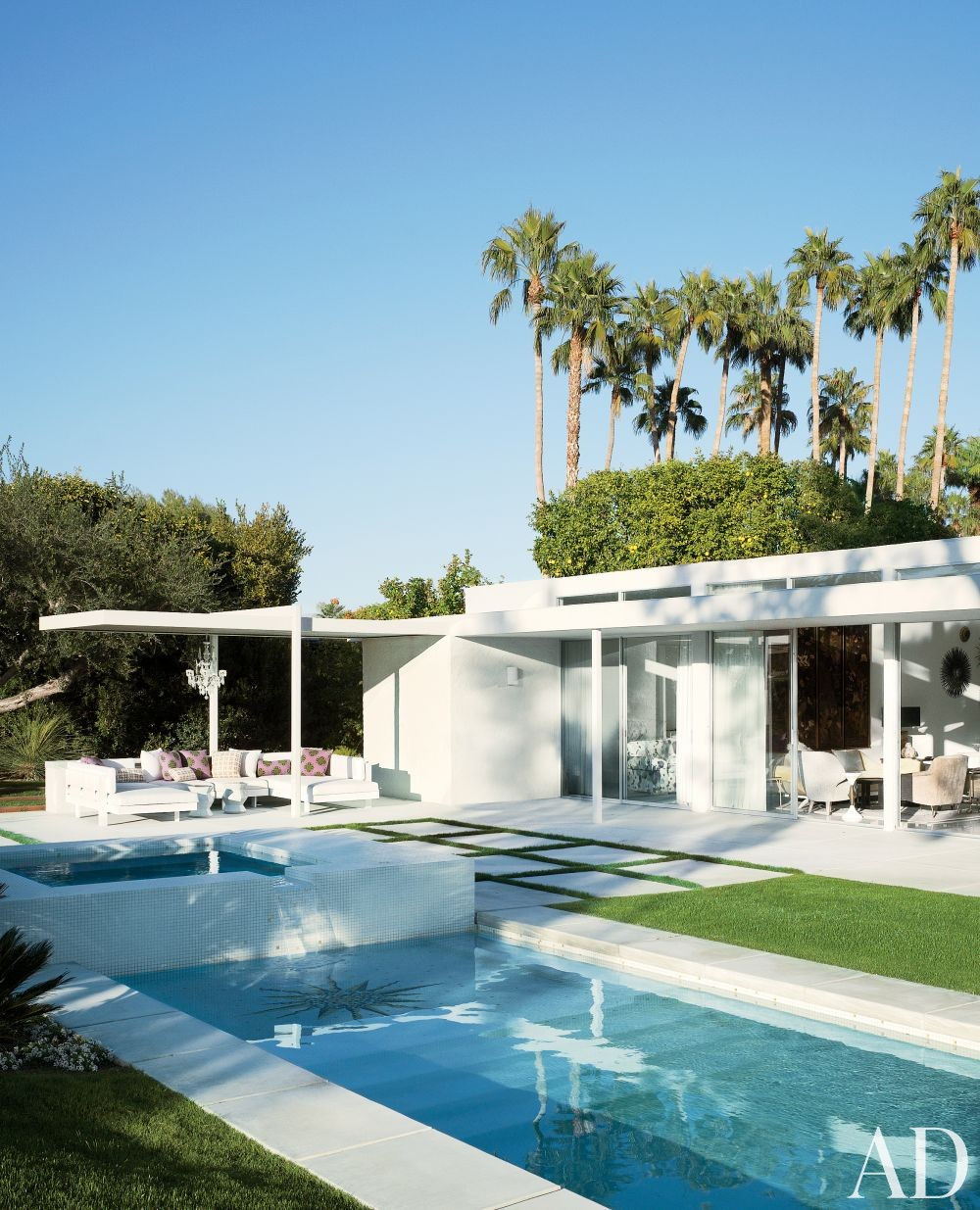 California Small Houses With Pools: Modern Pool By Emily Summers Design Associates By