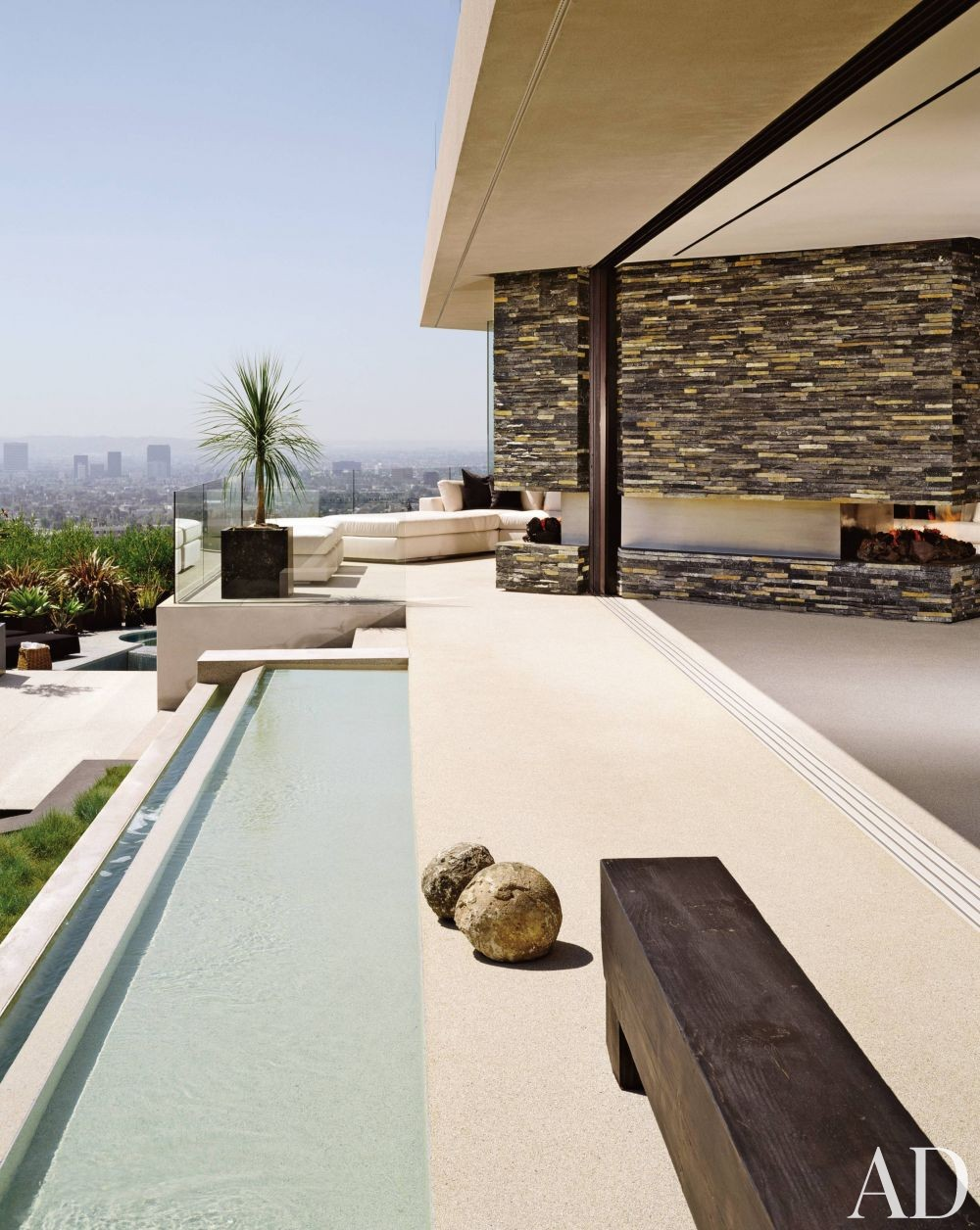 Architectural Digest Pool Designs: Modern Pool By XTEN Architecture By Architectural Digest