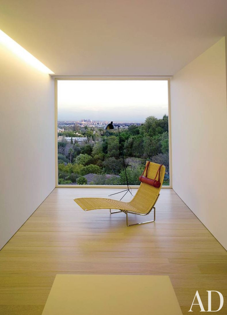 Modern Staircase/Hallway by John Pawson Ltd. and John Pawson Ltd. in Los Angeles, California