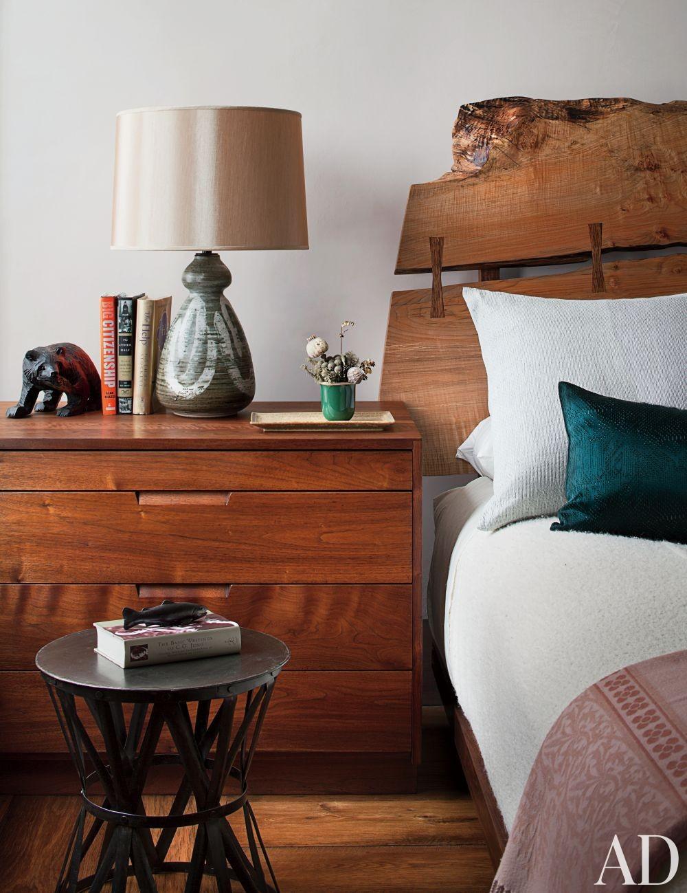 Rustic Bedroom by Studio Sofield and Studio B Architects in Aspen, Colorado