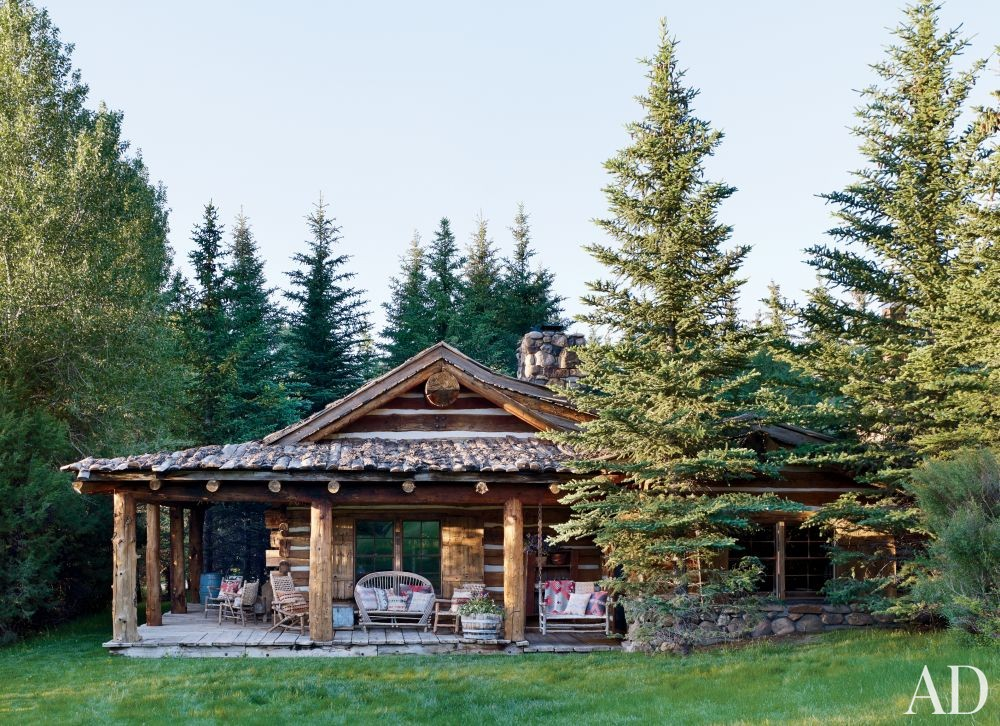 Rustic Exterior in Colorado