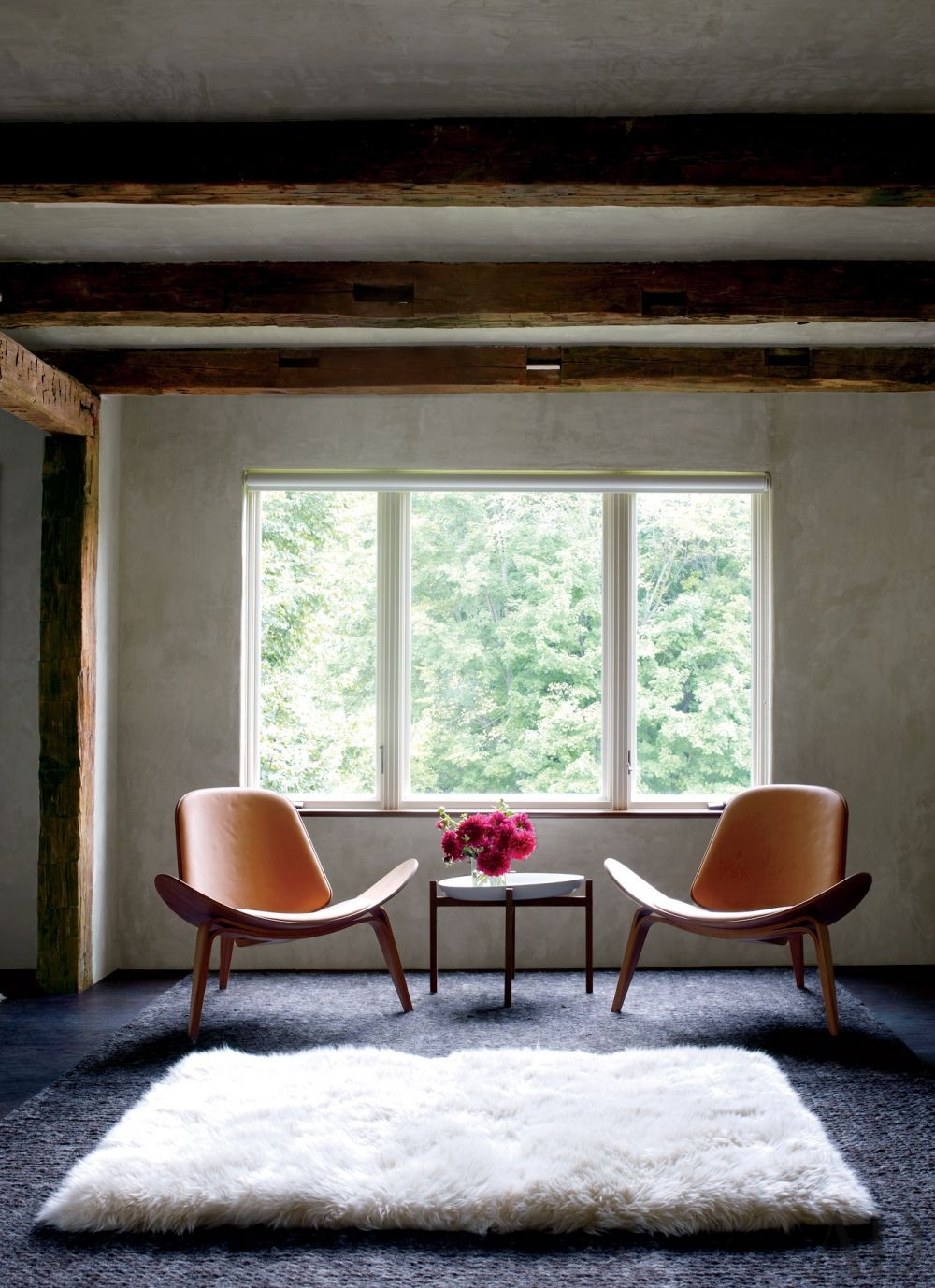 Rustic Living Room By Studio Sofield By Architectural: Rustic Bedroom By Bonetti/Kozerski Studio By Architectural