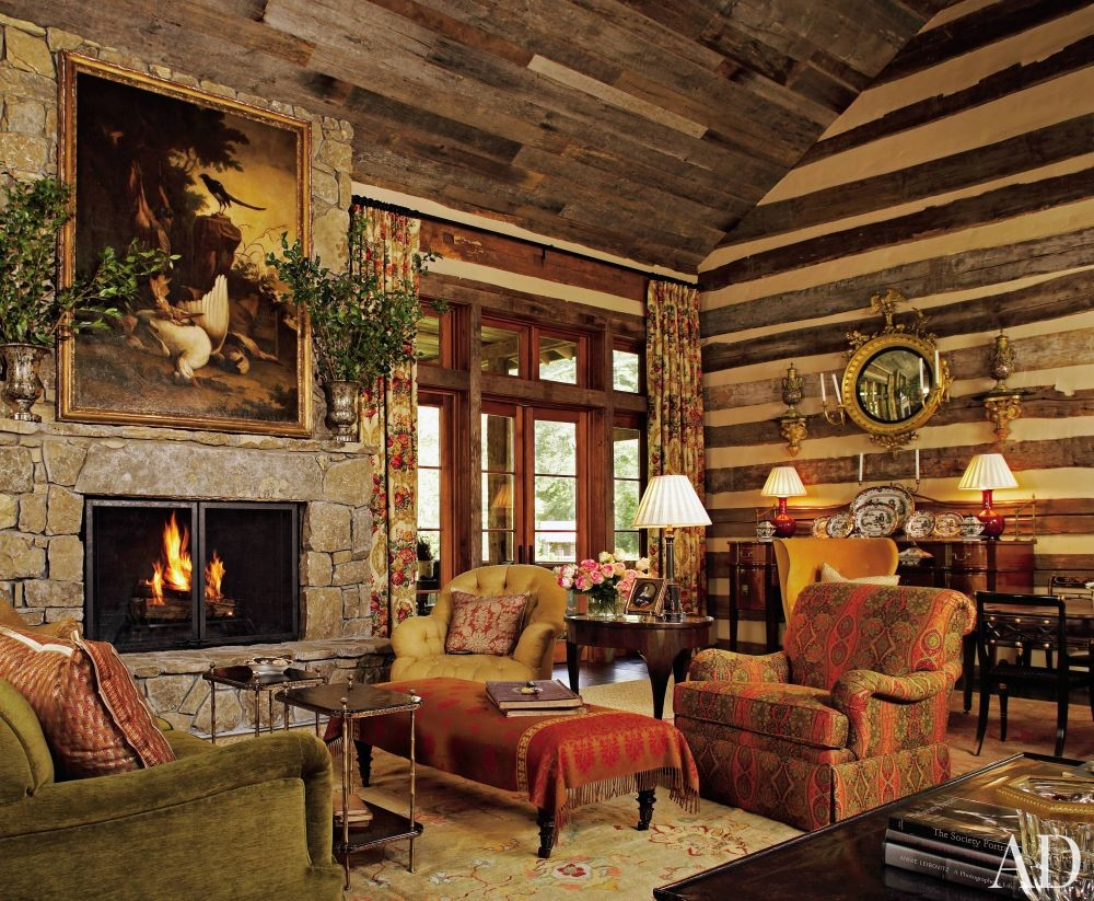 Rustic Design For Living Rooms Living Room Rustic Design Ad Designfile Home Decorating Photos