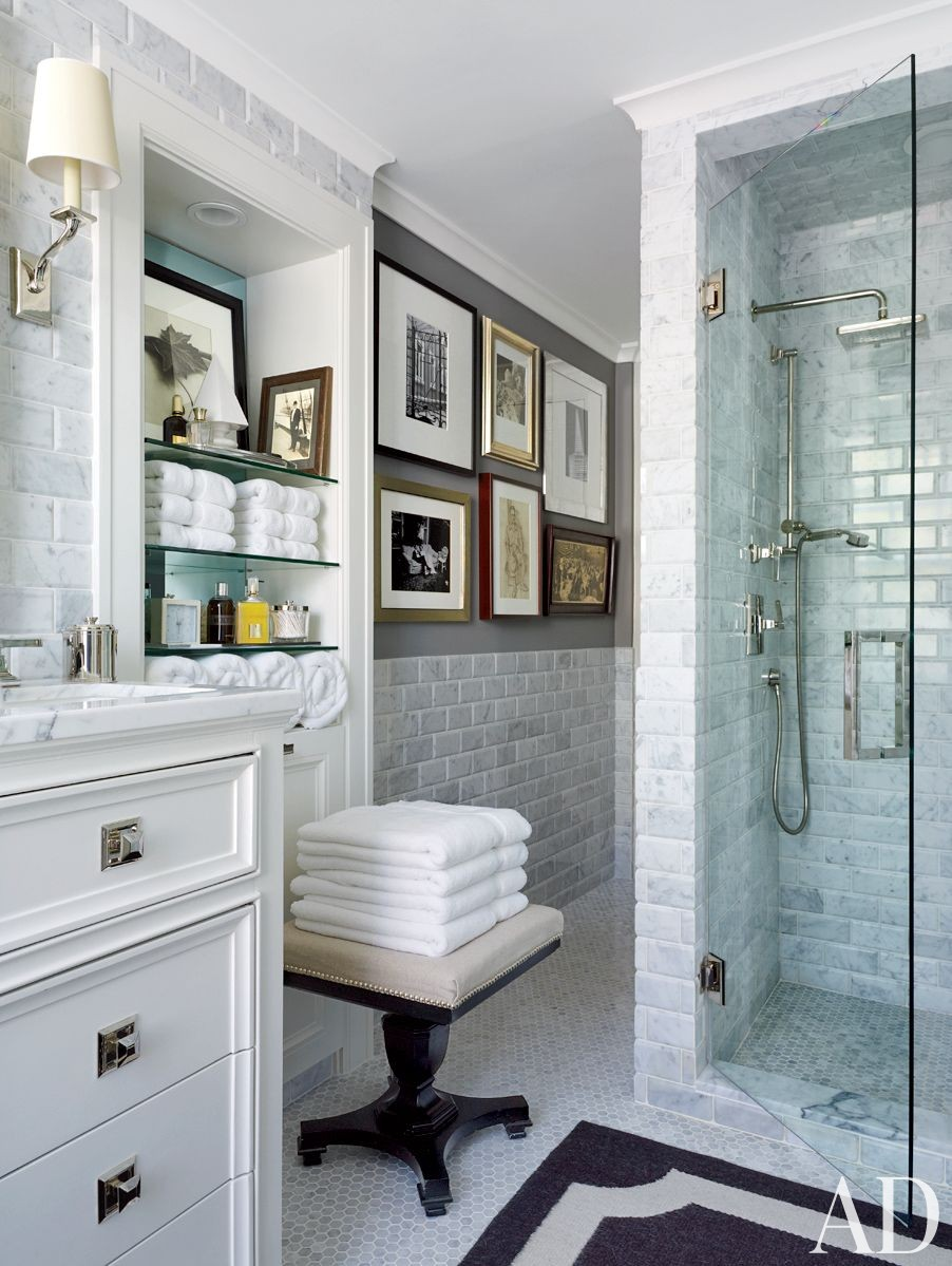 Traditional bathroom by david jimenez by architectural for Bathroom remodel kansas city