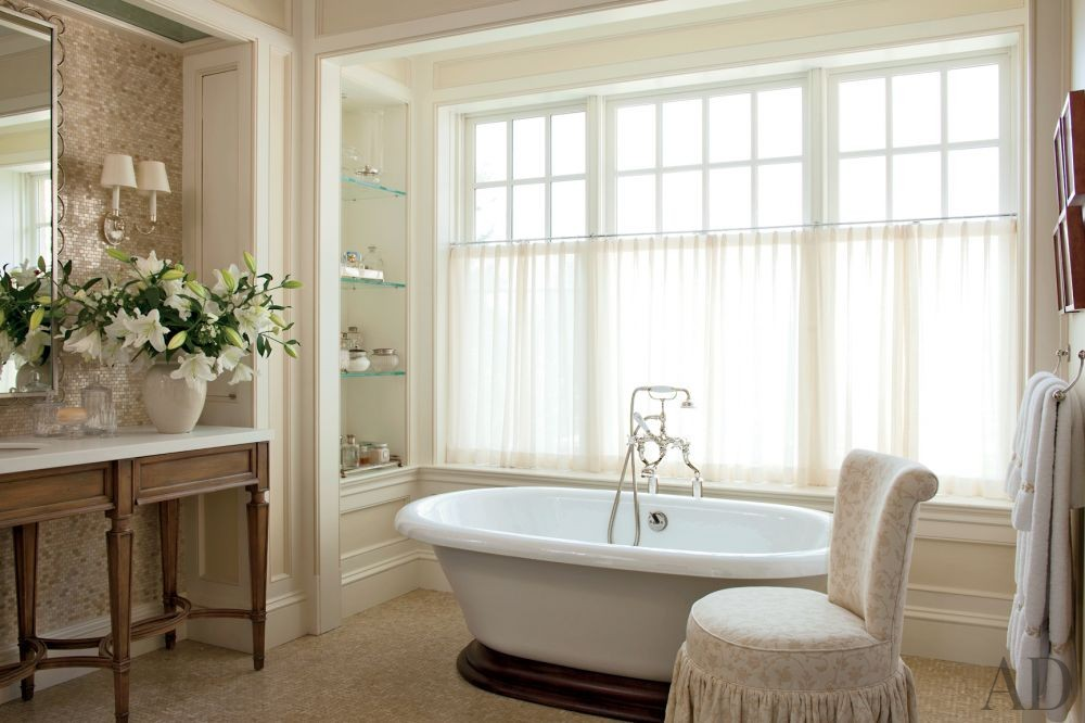Traditional Bathroom by Gomez Associates Inc. and Kean Williams Giambertone in Long Island, New York