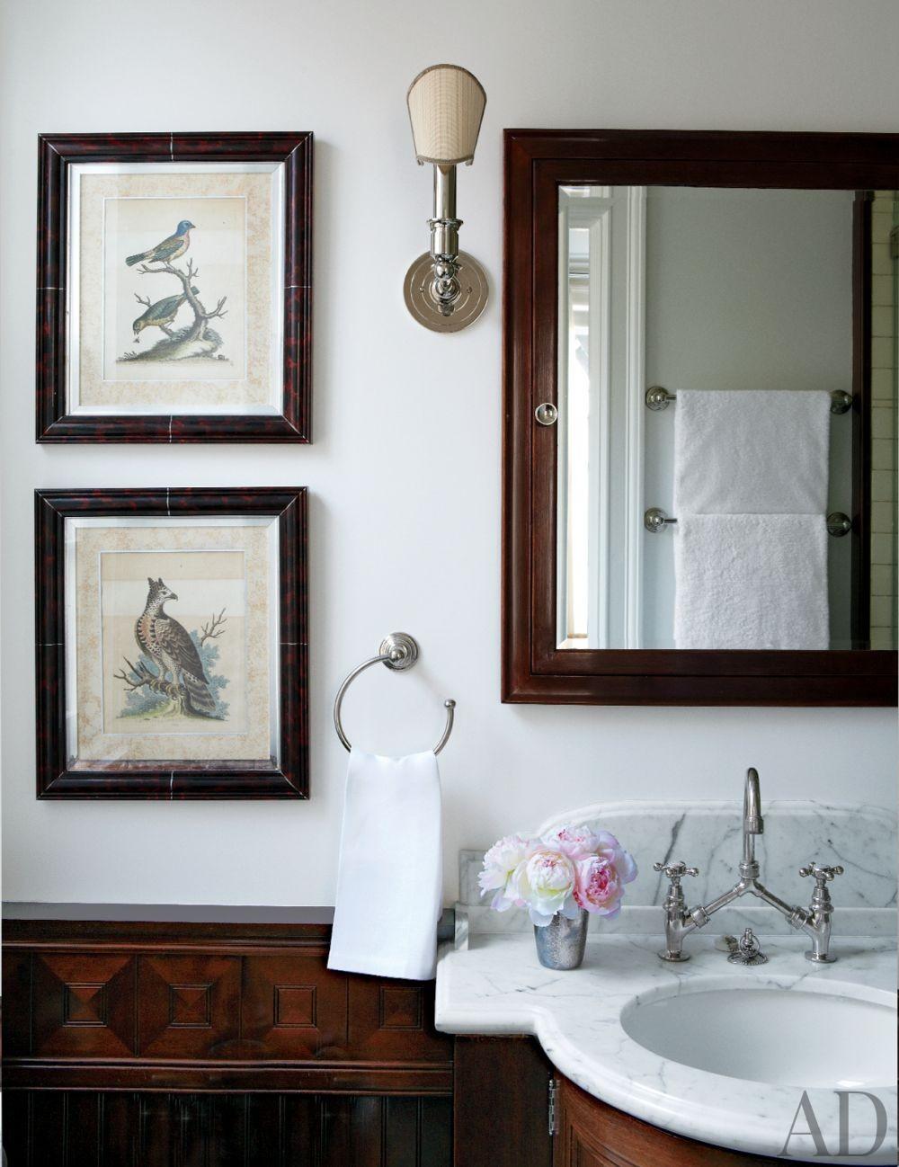 Traditional Bathroom by Gomez Associates Inc. in New York, New York
