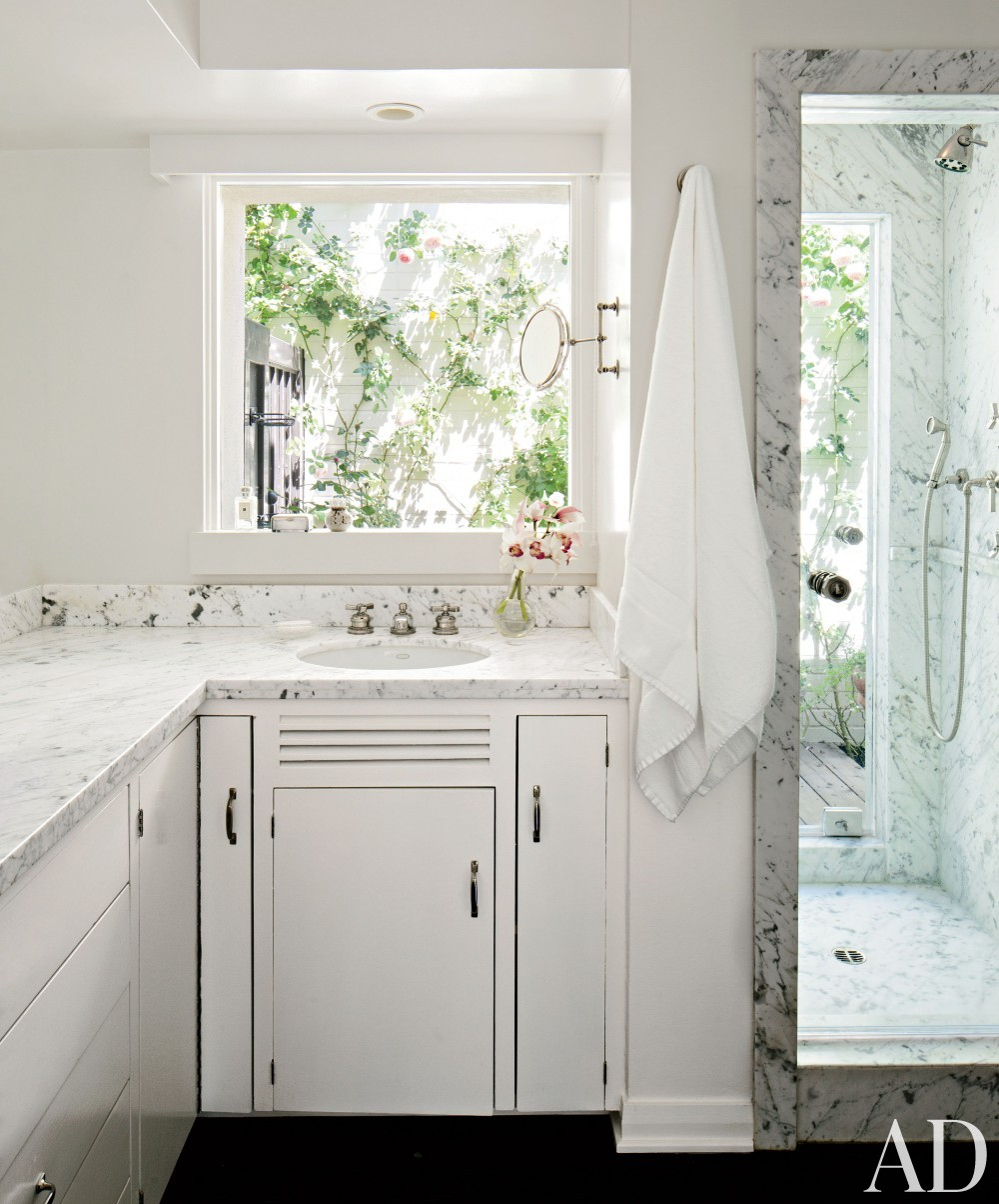 Traditional Bathroom by Madeline Stuart & Associates in Los Angeles, California