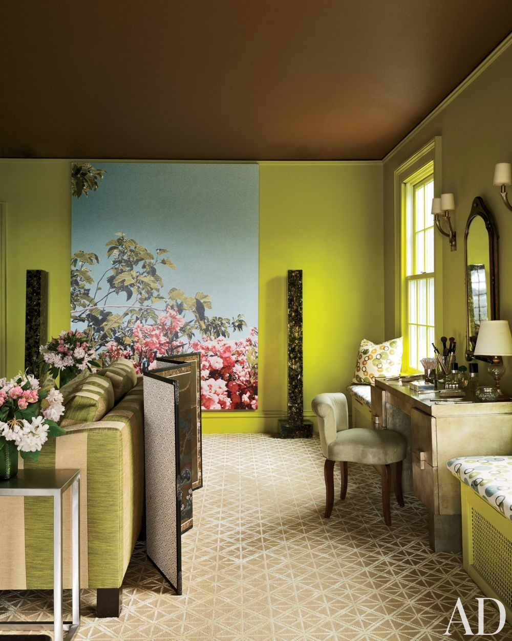Traditional Bedroom by Alison Spear in Dutchess County, New York