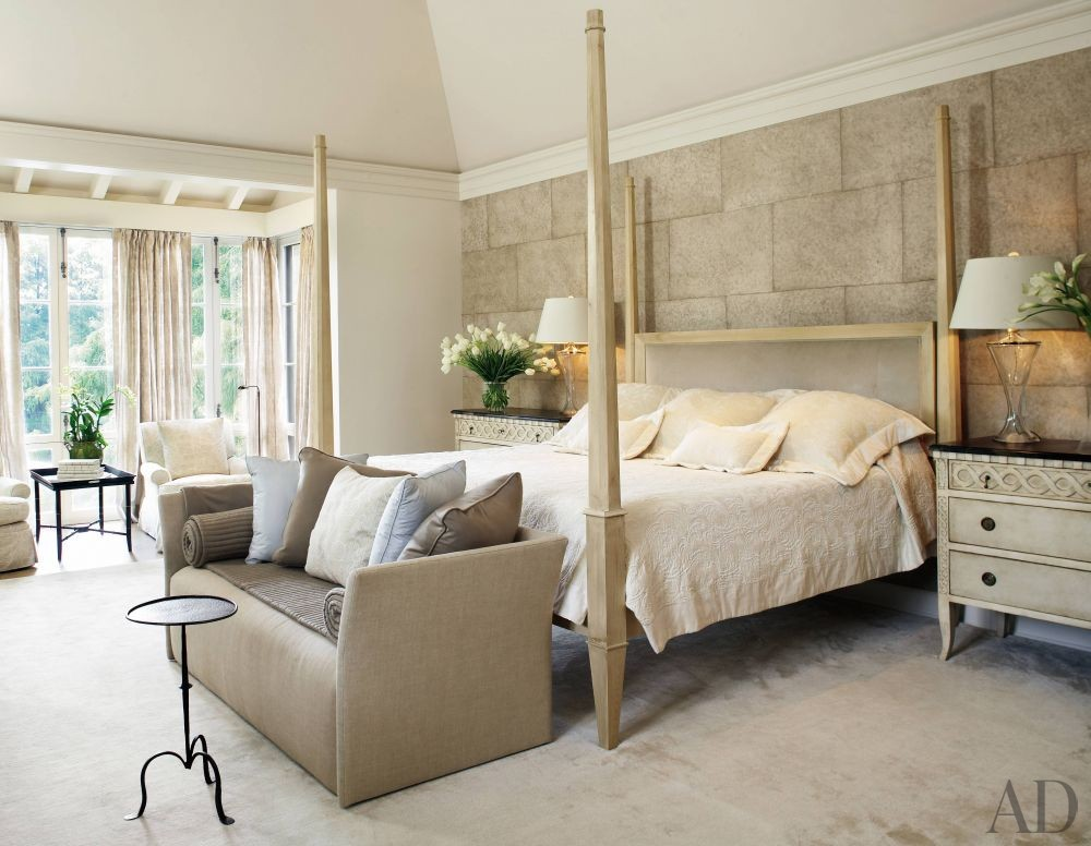 Traditional Bedroom by Ann Holden and Ken Tate in Southeastern U.S.