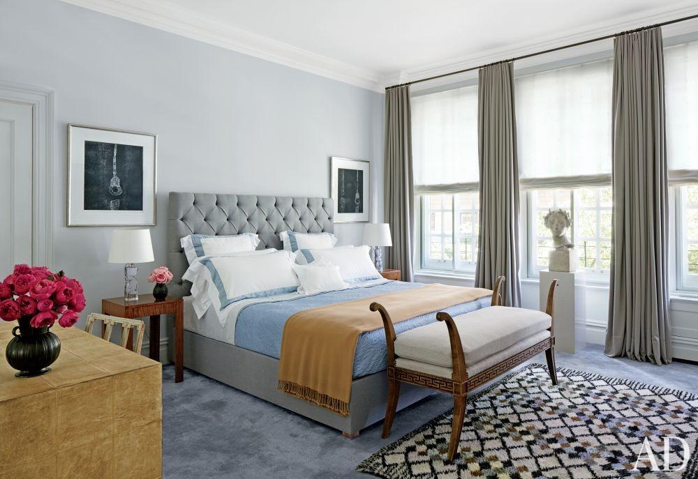 Traditional Bedroom by Aparicio + Associates in New York, New York