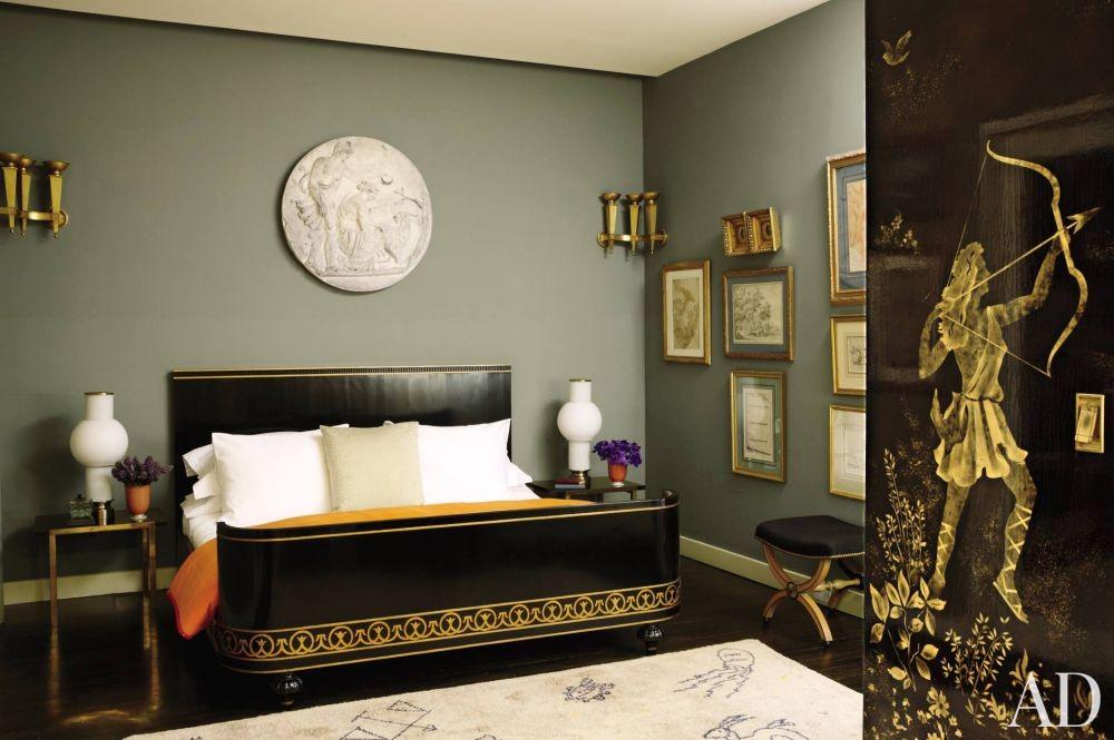 Traditional Bedroom by D\'Aquino Monaco and D\'Aquino Monaco in New York City