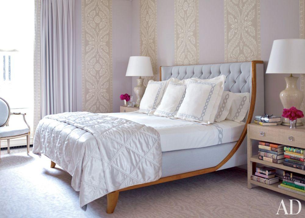 Traditional Bedroom by David Kleinberg Design Associates and David Kleinberg Design Associates in New York, New York