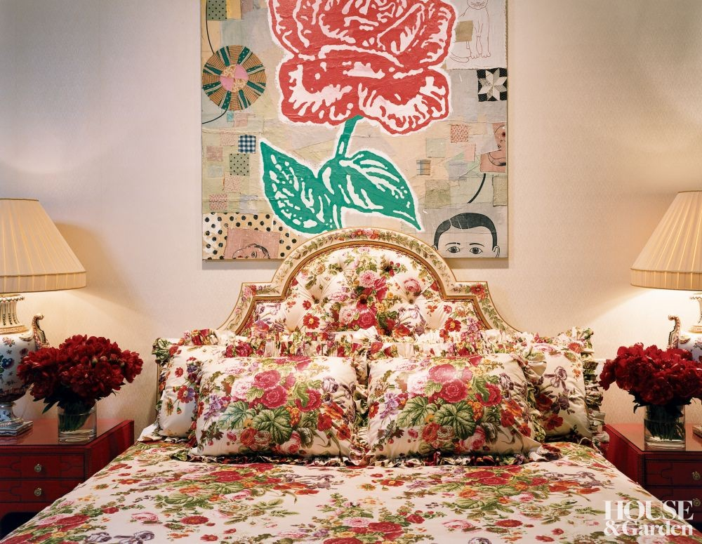 traditional bedroom by de la torre design studio by