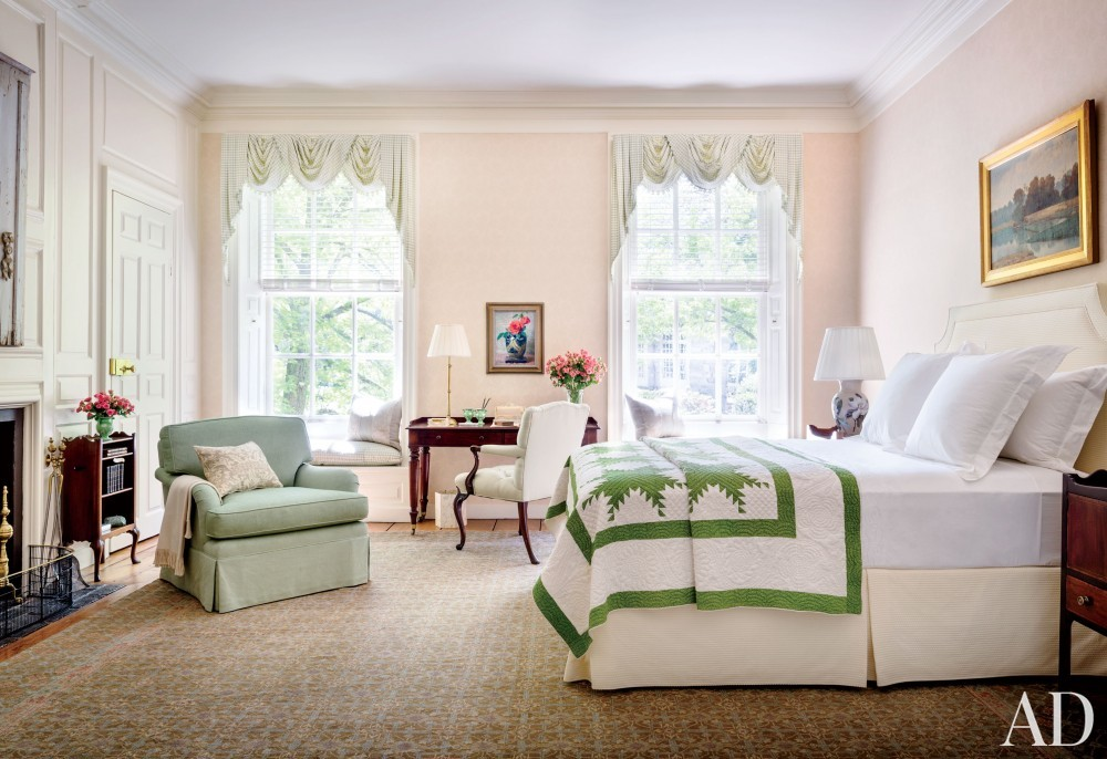 Traditional Bedroom by Gomez Associates Inc. in Washington, D.C.