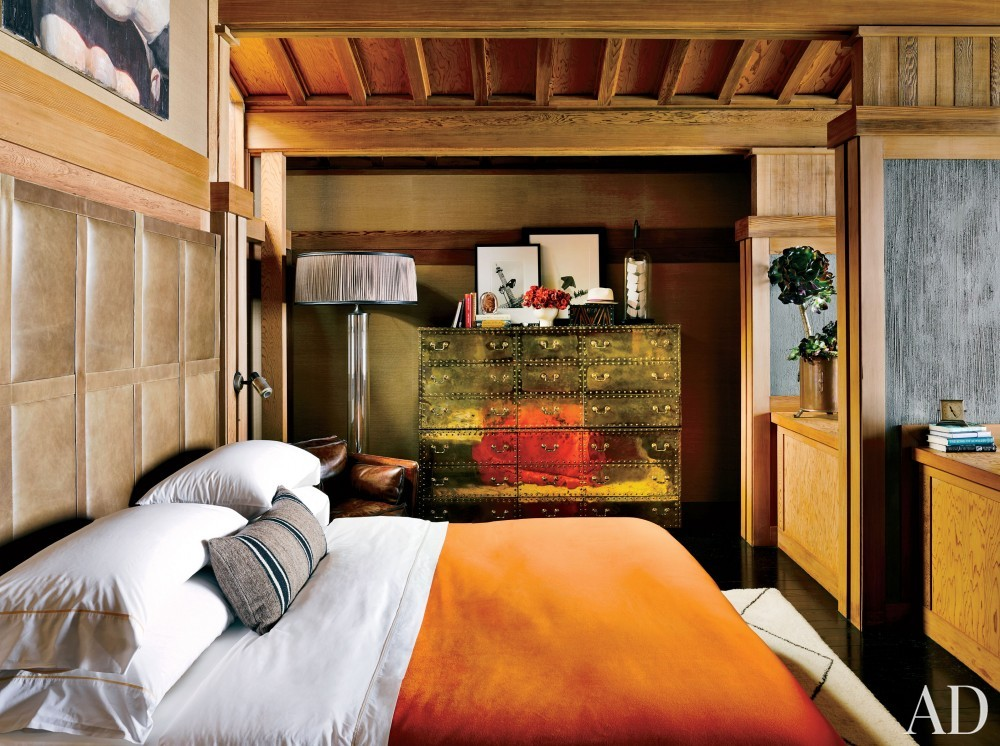 Traditional Bedroom by Ken Fulk in San Francisco, California