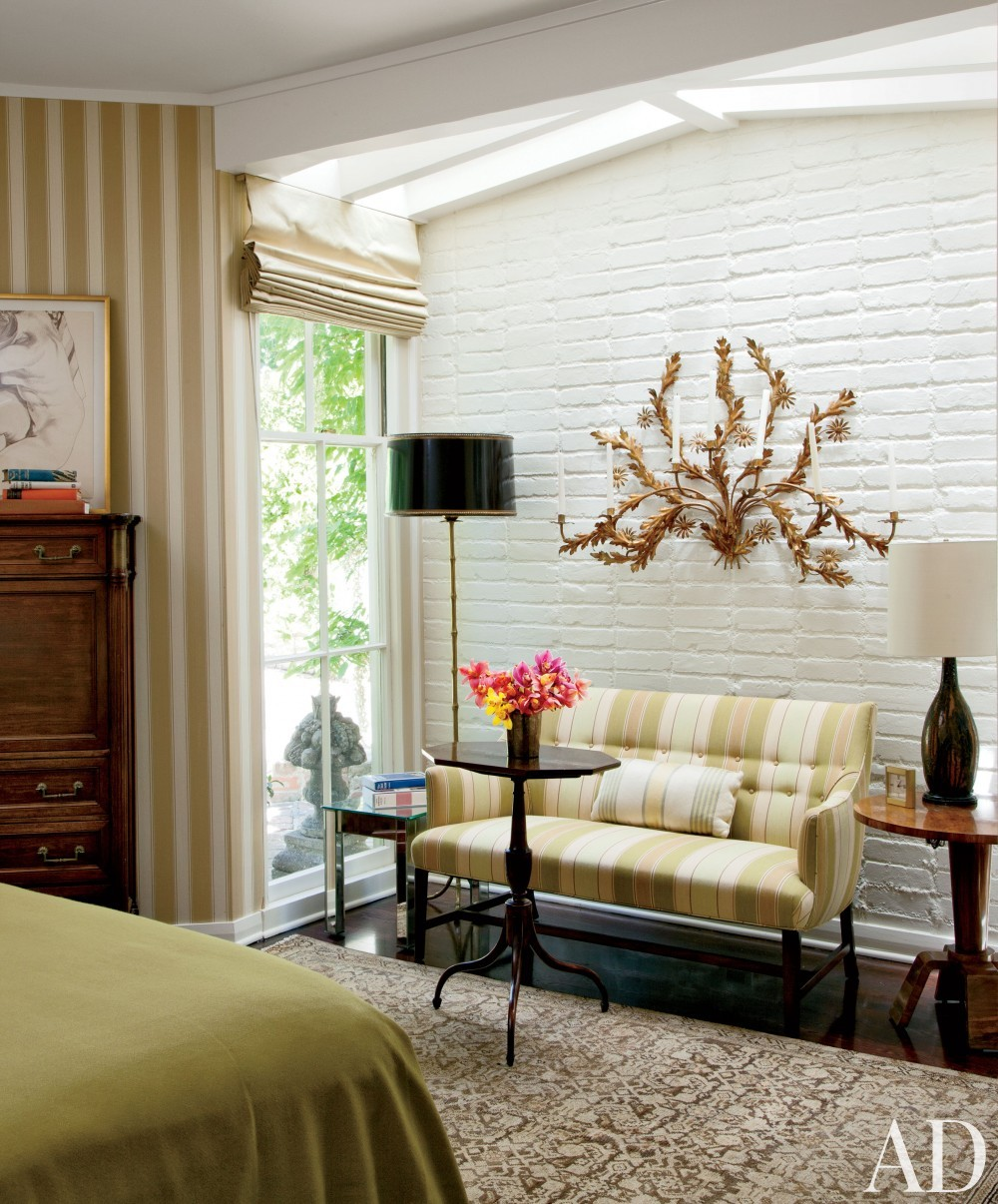 Traditional Bedroom by Madeline Stuart & Associates in Los Angeles, California