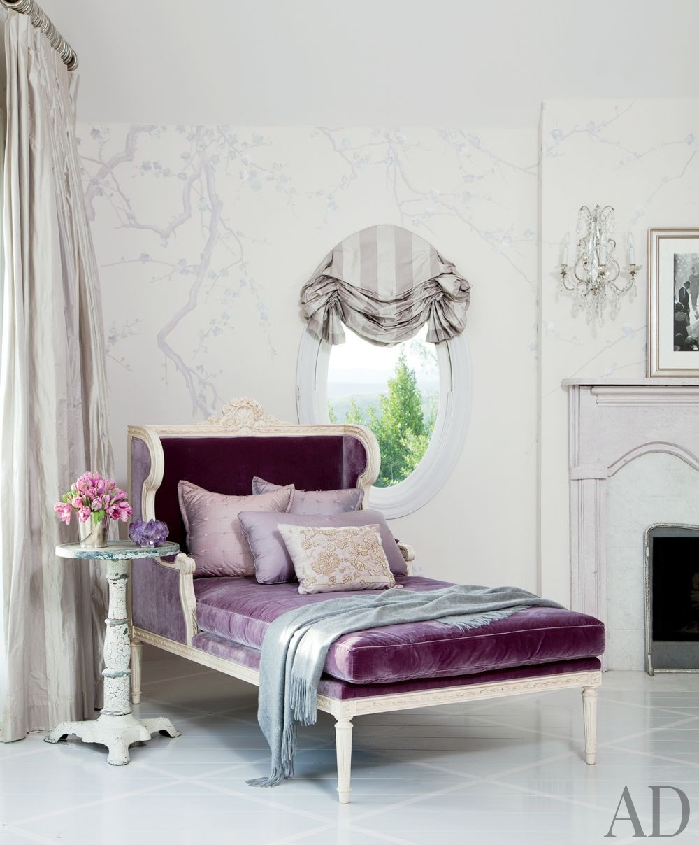 Traditional Bedroom by Martyn Lawrence Bullard Design and Sharon and Ozzy Osbourne