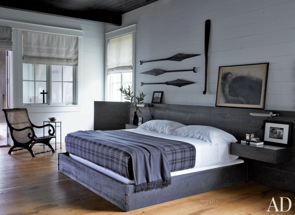 Traditional Bedroom by Monique Gibson Interior Design and Neil Gordon Architect in Daufuskie Island,South Carolina