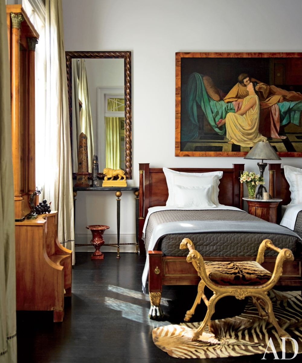 Home Decor New Orleans: Traditional Bedroom By Peter Rogers By Architectural