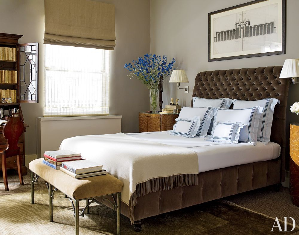 Traditional Bedroom in New York, New York