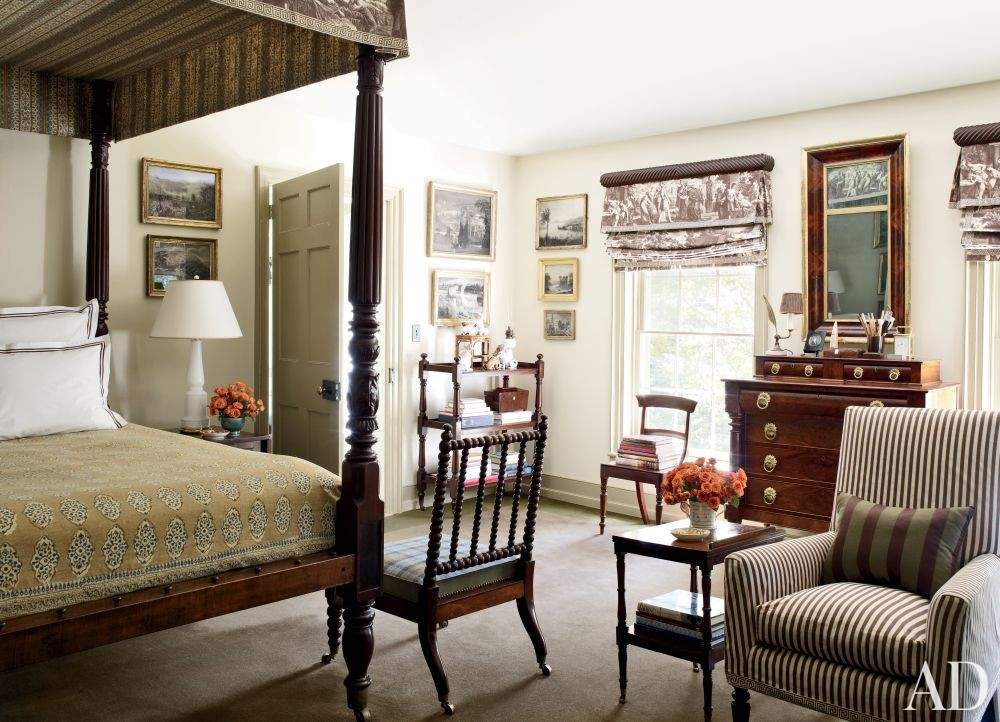 Traditional Bedroom by Shostak & Co. Inc in Claverack, New York