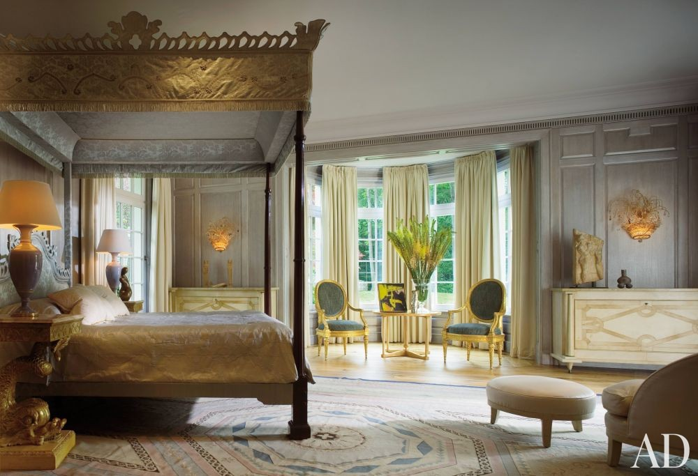 Traditional Bedroom By Sills Huniford By Architectural Digest Ad Designfile Home Decorating