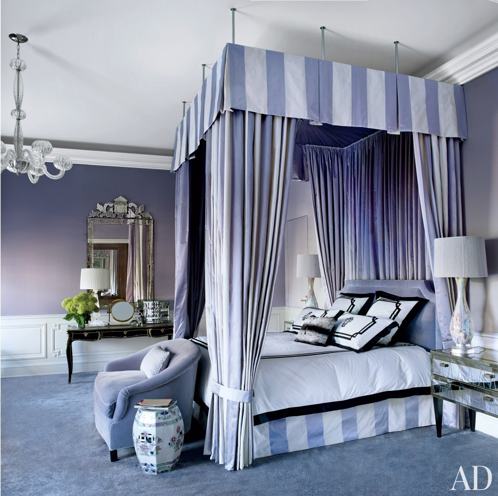 Traditional Bedroom by Susanna Maggard in New York, NY