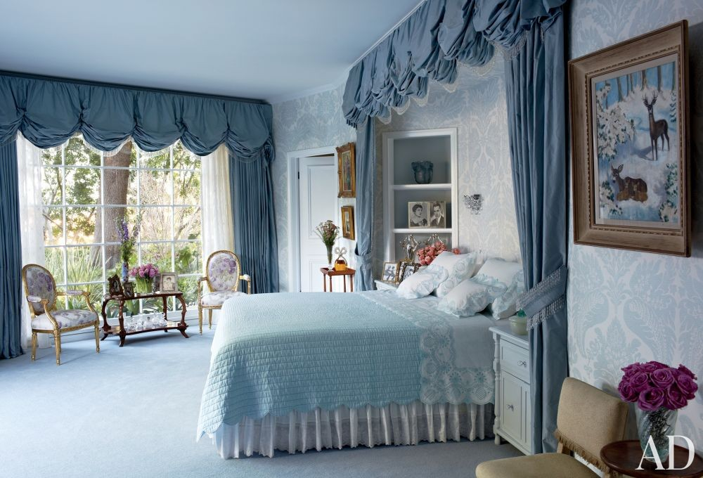 Traditional Bedroom by Waldo\'s Designs in Bel Air, California